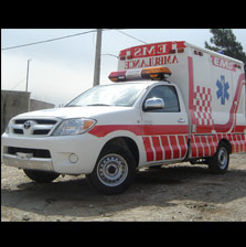 آمبولانس های لوکس