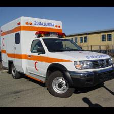 آمبولانس پیک آپ